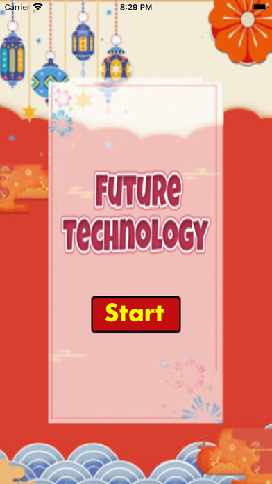 Future Technology Items screenshot 1
