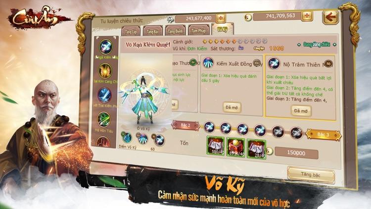 Cửu Âm - Hoang Mạc Phong Vân screenshot-4