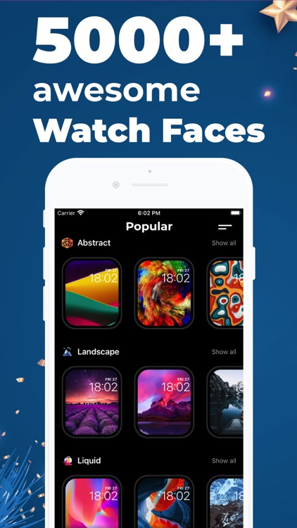 Watch Faces Face Gallery App screenshot-8