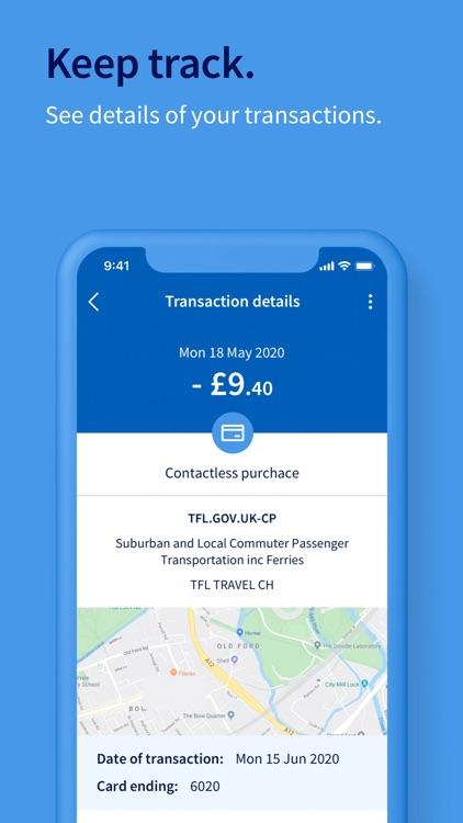 Halifax Mobile Banking screenshot-7