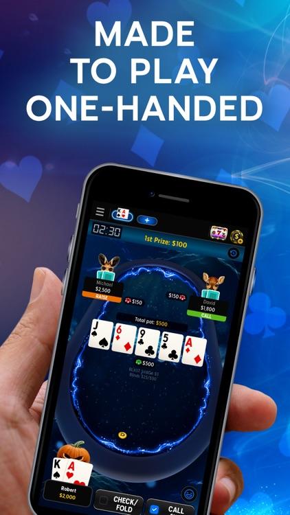 888 Poker -Texas Holdem online screenshot-7