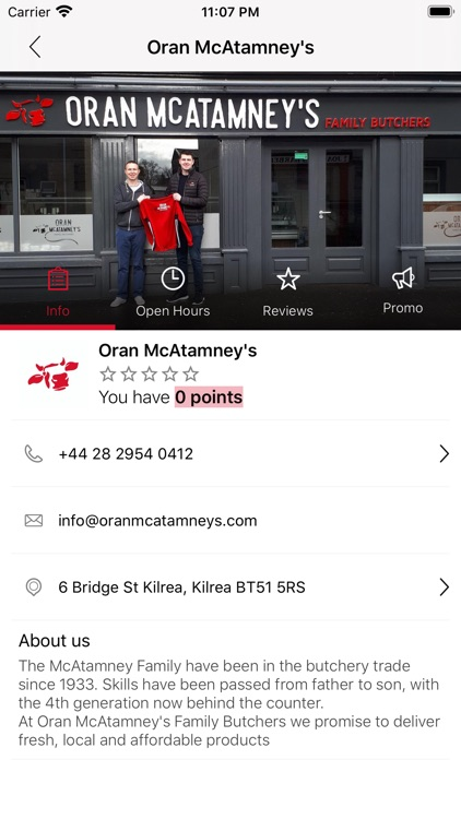 Oran McAtamney's