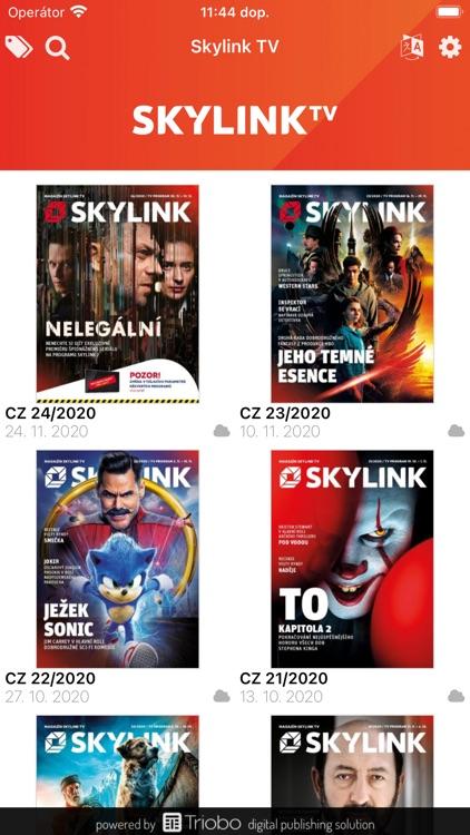 Skylink TV Magazín