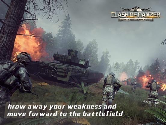 Clash of Panzerのおすすめ画像3