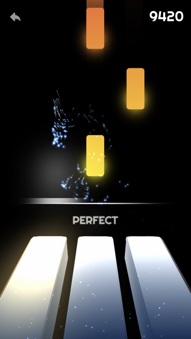 Color Flow - Piano Game screenshot 1