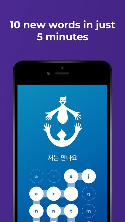 Learn Korean language by Drops screenshot-3