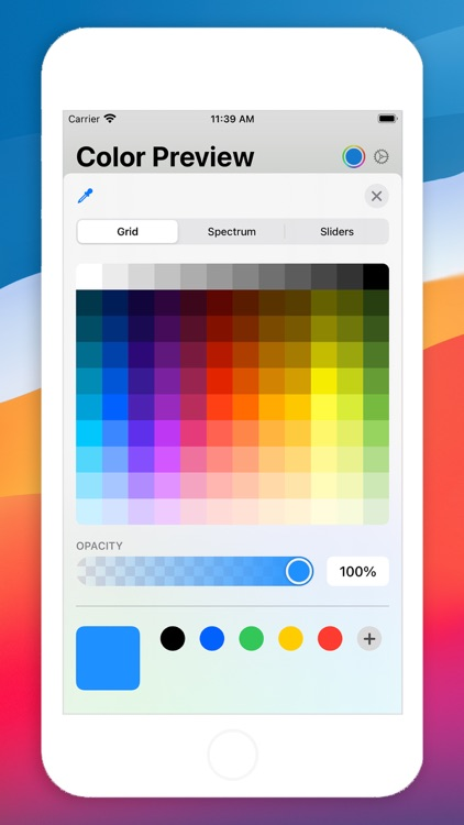 Color Preview - No Ads screenshot-3