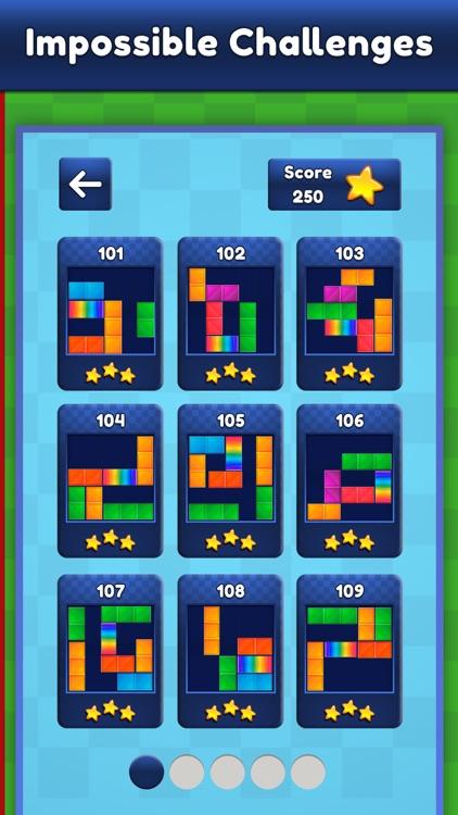 Brain Block Puzzle Board Game screenshot-3