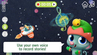 Little Stories. Bedtime books Screenshot