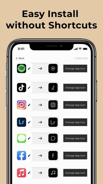 ScreenKit -Aesthetic App Icons screenshot-3