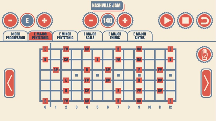 Country Guitar Jam Tracks