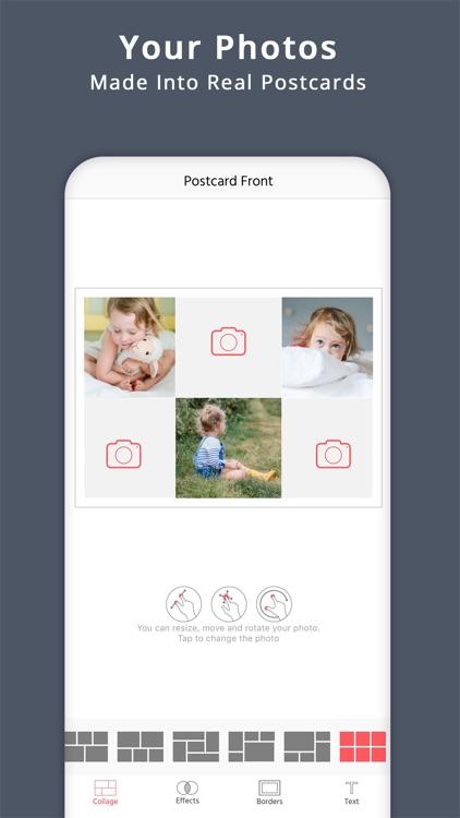 Postcard App - PostSnap USA