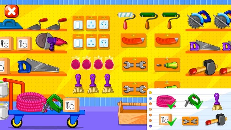 Builder Game - Craft & Paint screenshot-7