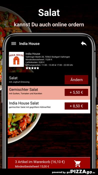 India House Stuttgart screenshot 5