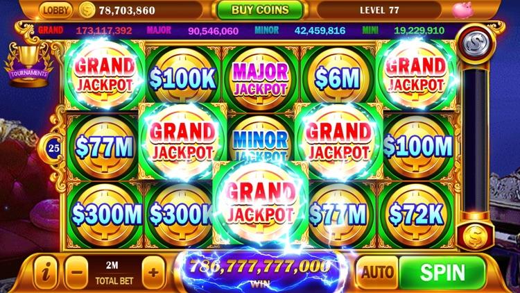 Golden Casino - Vegas Slots screenshot-4