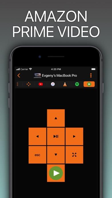 Remote Control for Mac/Win PCのおすすめ画像10