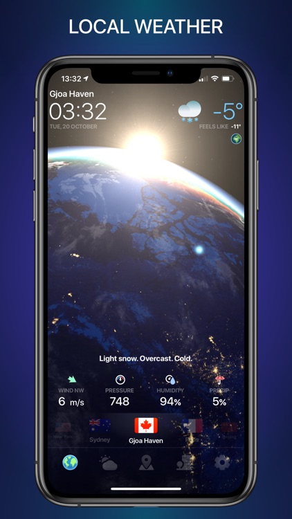 WEATHER NOW daily forecast app screenshot-6