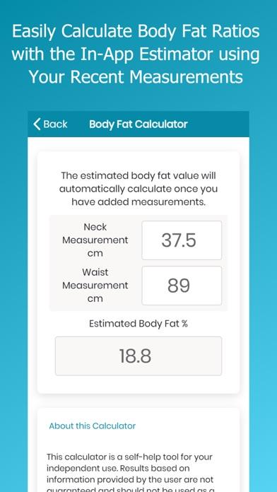 Body Measurement - Measure Upのおすすめ画像5