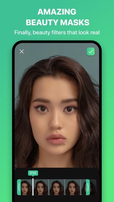 Persona:顔とカメラのレタッチ紹介画像3