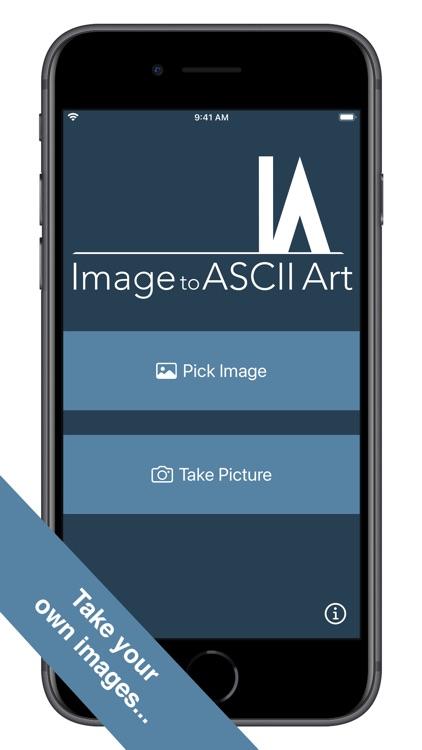 Image to ASCII Art