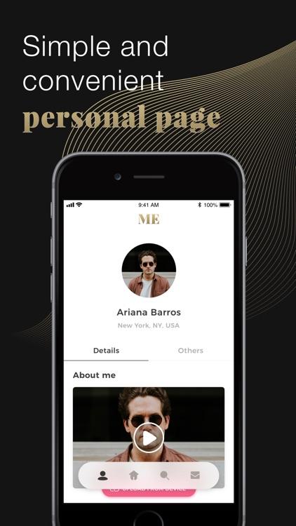 ME : Seeking Sugar Singles App screenshot-3