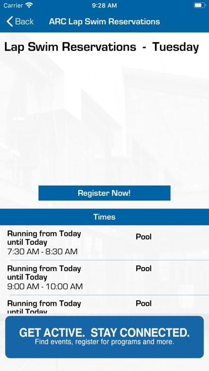 UCI Campus Rec screenshot-3