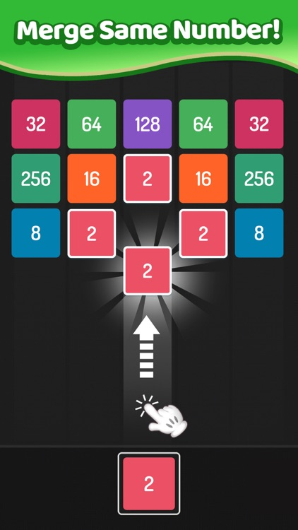 X2 Blocks - Merge Puzzle 2048 screenshot-1