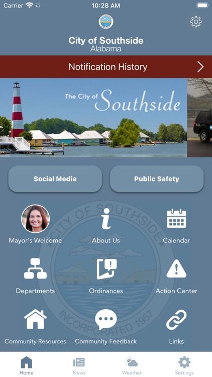 City of Southside AL