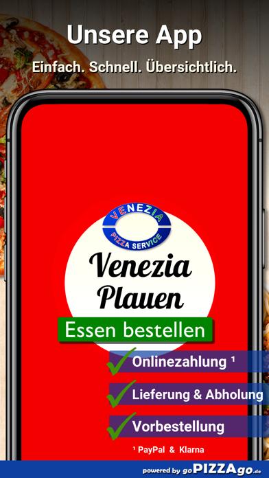 Venezia Pizzaservice Plauen screenshot 1