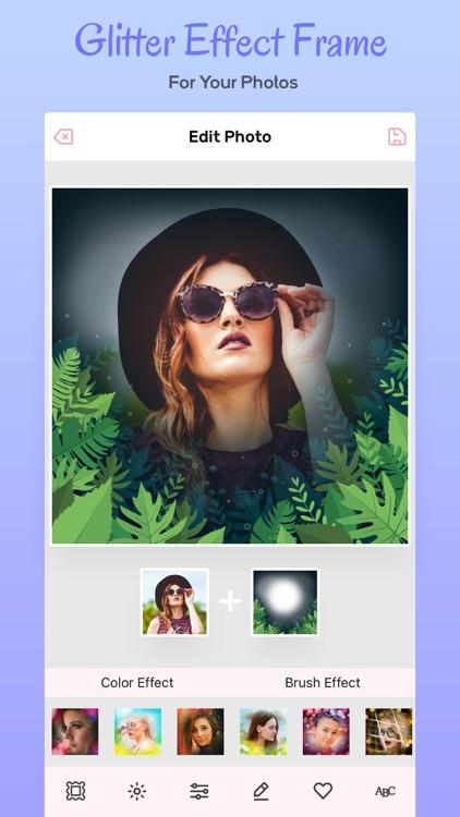 Glitter Photo Editor