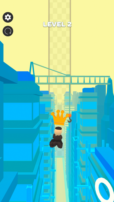 Rope Race 3D screenshot 3