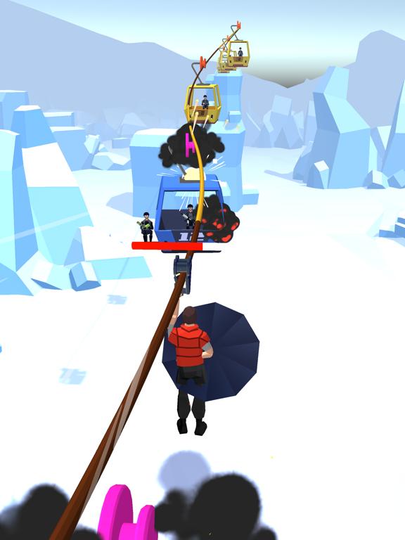 Zip Line Chaser screenshot 5