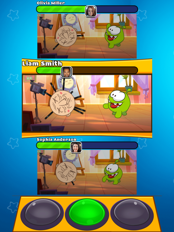 Om Nom Party screenshot 10