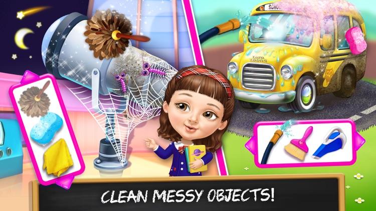 Sweet Baby Girl School Cleanup screenshot-6