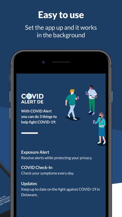 COVID Alert DE