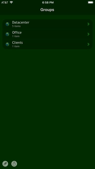 RBL Status Screenshots