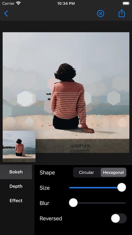 Circle Bokeh - After Focus screenshot-7
