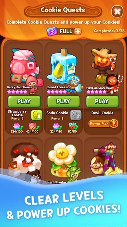 Cookie Run: Puzzle World screenshot-4