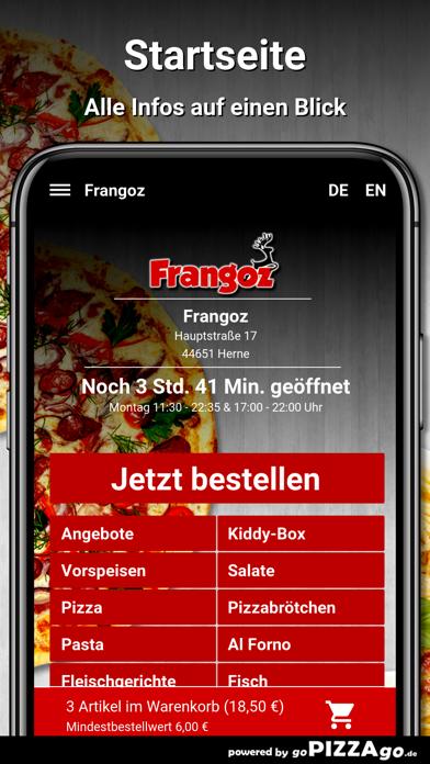 Frangoz Herne screenshot 2