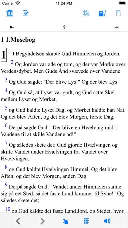 Bibelen (Danish Bible)