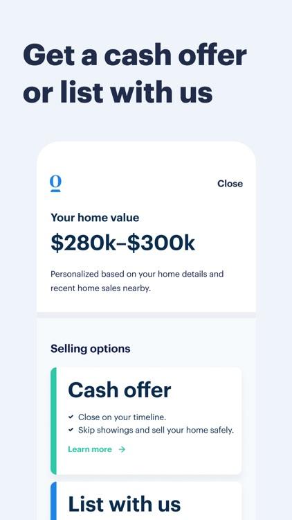 Opendoor Buy & Sell Homes screenshot-3