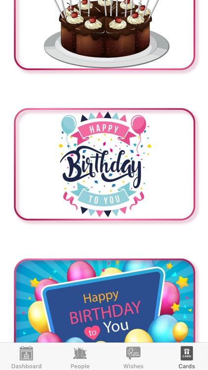Birthday Reminder + screenshot-5