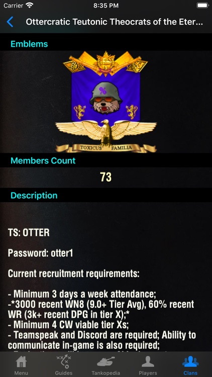 Guide for World of Tanks screenshot-9