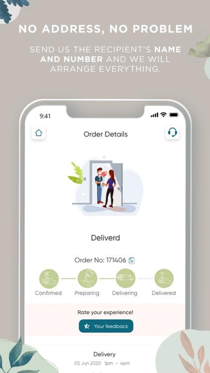 Floward Online Flowers & Gifts screenshot-4