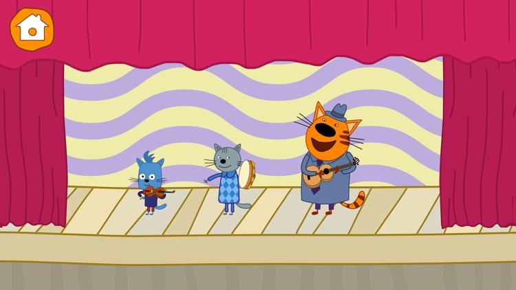 Kid-E-Cats: Toddler Games ABC! screenshot-7