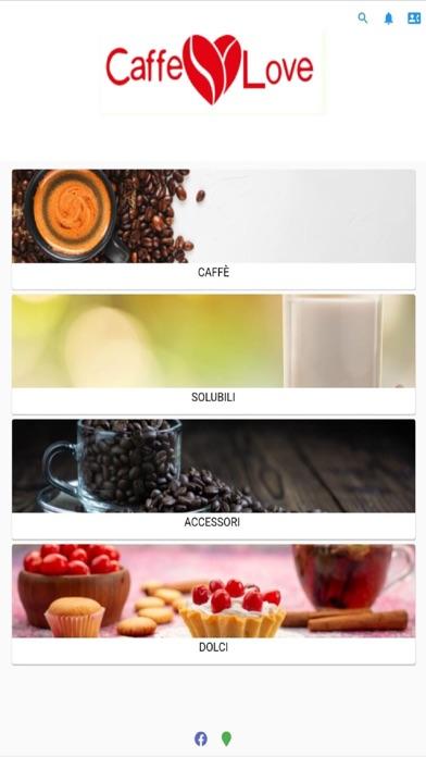 Caffè Love screenshot 1