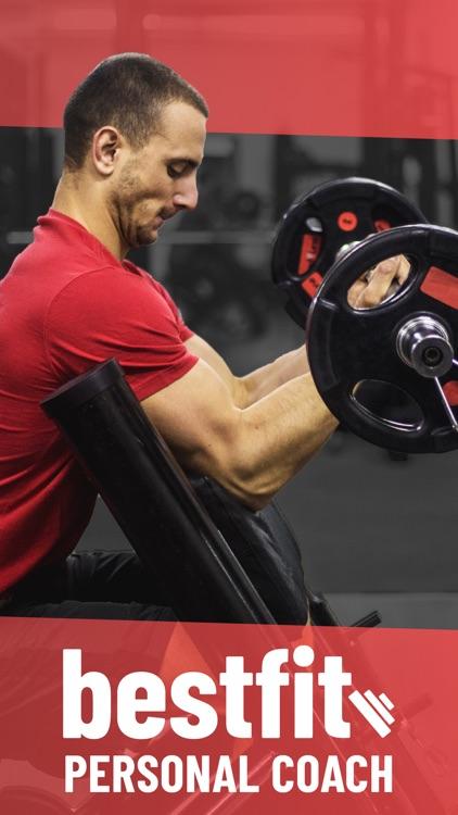 BestFit Go: Gym Workout Plan