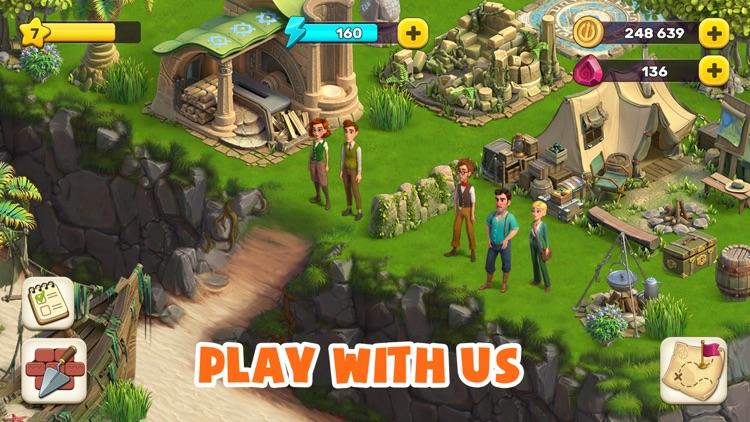 Atlantis Odyssey screenshot-4