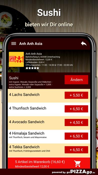 Anh Anh Asia Unterhaching screenshot 5