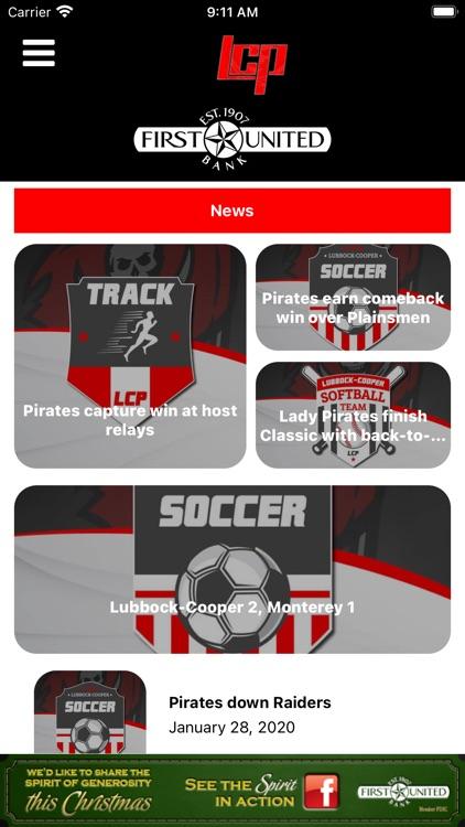 Lubbock-Cooper Athletics screenshot-4
